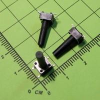 Тактовая кнопка, SMD, 6x6x15mm