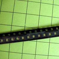 Светодиод, цвет синий, прозрачный [SMD 0805], 10шт