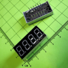 3461BS Цифровой индикатор, 4 сегмента, 0.36 дюйма/сегмент, красный