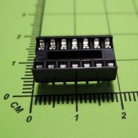 SCS-14, шаг 2.54 мм, ширина 7,62 мм