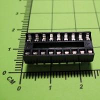 SCS-18, шаг 2.54 мм, ширина 7,62 мм