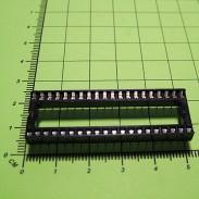 SCS-40, шаг 2.54 мм, ширина 15,24 мм