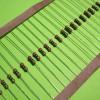 (Распродажа) Углеродный резистор, постоянный, 2.7 КОм, 0.25 Вт, 5%