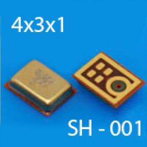 SH-001 Микрофон для мобильного телефона 4x3x1