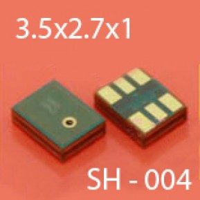 SH-004 Микрофон для мобильного телефона 3.5x2.7x1