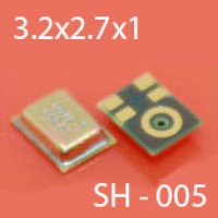 SH-005 Микрофон для мобильного телефона 3.2x2.7x1