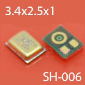 SH-006 Микрофон для мобильного телефона 3.4x2.5x1
