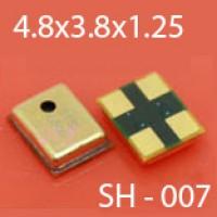 SH-007 Микрофон для мобильного телефона 4.8x3.8x1.25