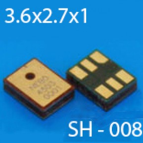 SH-008 Микрофон для мобильного телефона 3.6x2.7x1