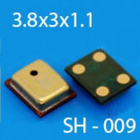 SH-009 Микрофон для мобильного телефона 3.8x3x1.1