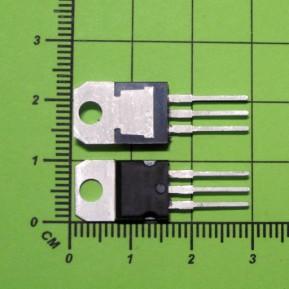 Стабилизатор напряжения L7805CV, 1.5А, 5V, 125 °C