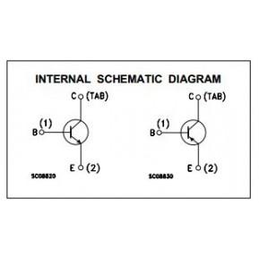 Биполярный транзистор (NPN) 2N3055