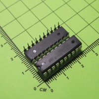 Микроконтроллер Atmel ATtiny461A-PU, 4K Flash, 256 EE, 256 RAM, PDIP20