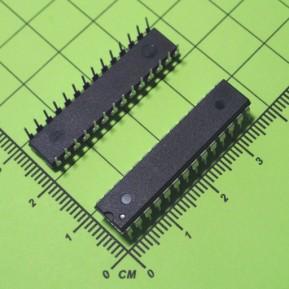 Микроконтроллер Atmel ATmega328P-PU, 32K Flash, 1K EE, 2K RAM, 20 MHz, PDIP28