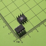 Микроконтроллер Atmel ATtiny85-20PU, 8K Flash, 512 EE, 512 RAM, PDIP8